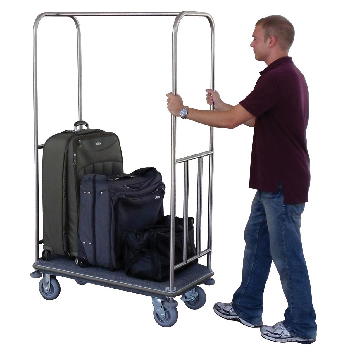 Luggage Carts – TQ Hotel Carts