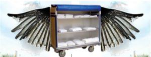 Carts Designed like a jet